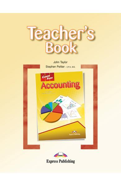 Curs limba engleză Career Paths Accounting - Manualul profesorului
