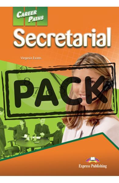 Curs limba engleză Career Paths Secretarial - Pachetul elevului