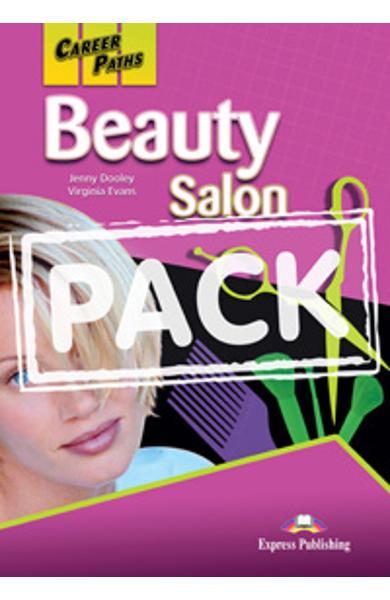 Curs limba engleză Career Paths Beauty Salon - Pachetul elevului