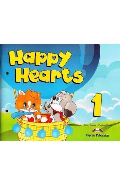 Curs lb. engleza - Happy Hearts 1 Manualul elevului 978-1-84974-523-9