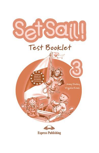Curs limba engleză Set Sail 3 Teste