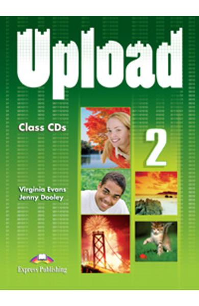 Curs limba engleza Upload 2 Audio CD ( Set de 3 CD – uri)