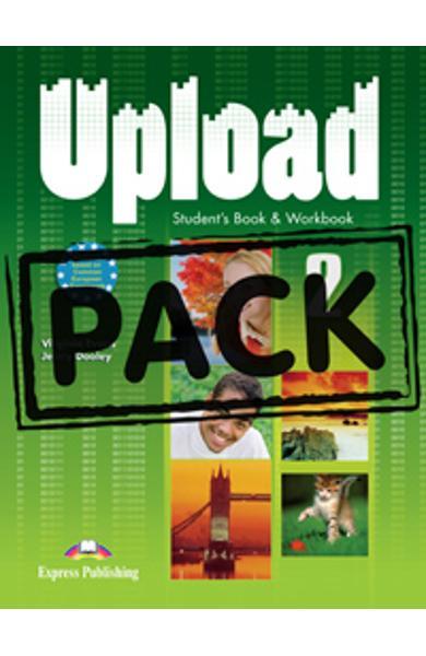 Curs limba engleza Upload 2 Pachetul elevului ( manual + caiet + ie-Book)