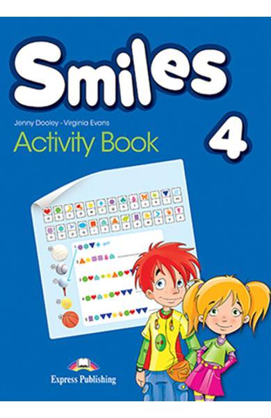 Curs Lb. Engleză Smiles 4 Caietul elevului
