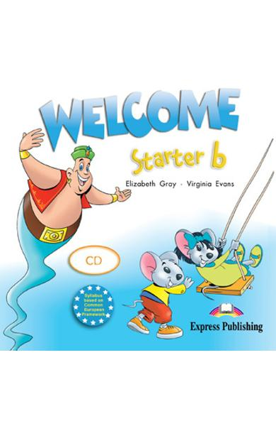 Curs limba engleză Welcome Starter B Audio CD 978-1-84558-085-8