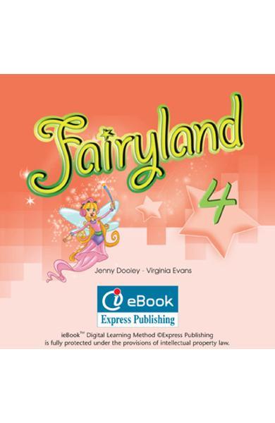 Curs limba engleză Fairyland 4 ieBook