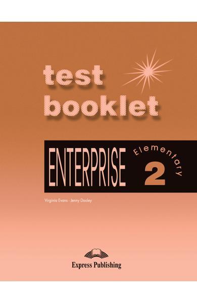Curs limba engleză Enterprise 2 Teste 978-1-84216-677-2