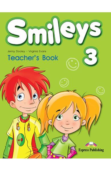 Curs Lb. Engleza Smileys 3 Manualul Profesorului