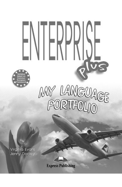 Curs limba engleza Enterprise Plus My Language Portfolio 978-1-84466-954-7
