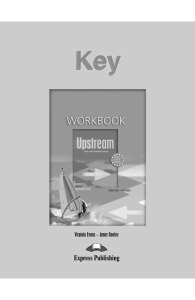 Curs limba engleză Upstream Pre-Intermediate Cheie la caietul elevului