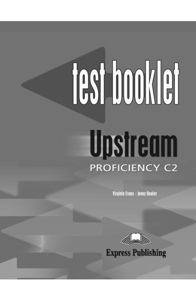Curs limba engleză Upstream Proficiency Teste revizuite