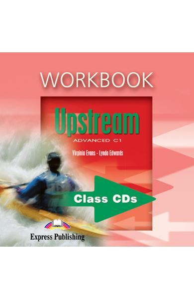 Curs limba engleza Upstream Advanced Audio CD la caietul elevului editie veche