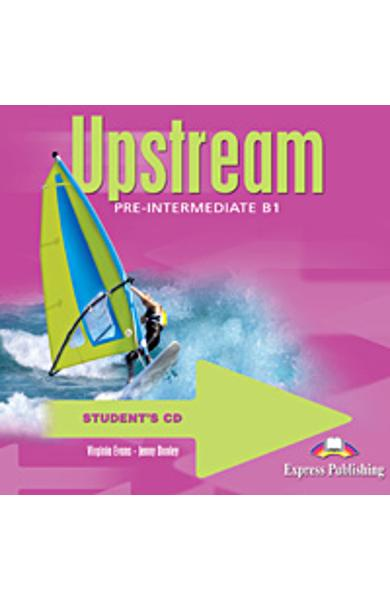 Curs limba engleza Upstream Pre-Intermediate Audio CD Elev 978-1-84558-139-8