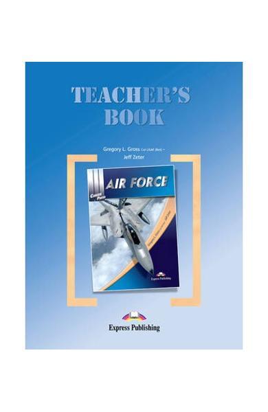 Curs limba engleză Career Paths Air Force - Manualul profesorului