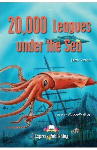 LITERATURA ADAPTATA PT. COPII 20.000 LEAGUES UNDER THE SEA 978-1-84325-756-1
