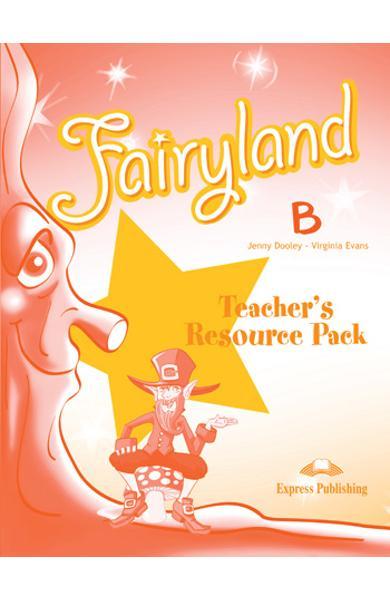 Curs limba engleză Fairyland 4 Material adiţional pentru profesor