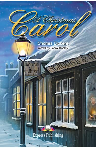 Literatură adaptată pentru copii A Christmas Carol 978-1-84325-645-8