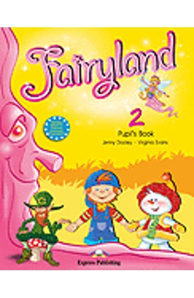 Curs limba engleză Fairyland 2 Pachetul elevului (manual+Audio CD)