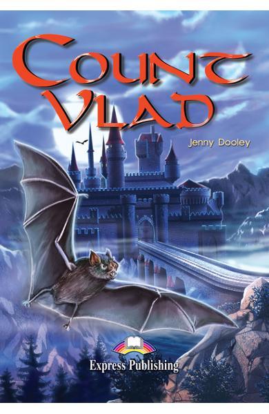 Literatură adaptată pentru copii Count Vlad 978-1-84216-618-5