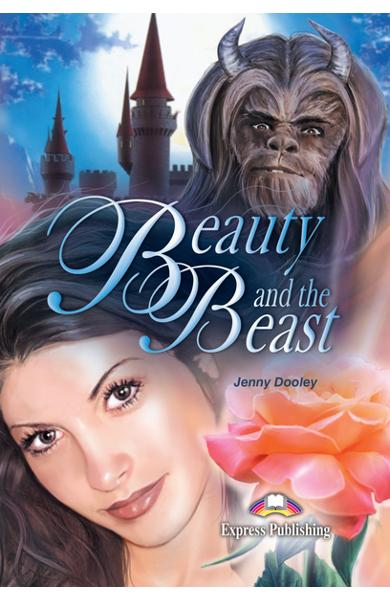 LITERATURA ADAPTATA PT. COPII BEAUTY AND THE BEAST 978-1-84216-653-6