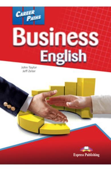 Curs limba engleză Career Paths Business English - Manualul elevului