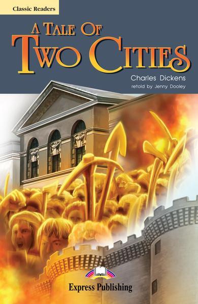 Literatură adaptată A Tale of Two Cities cu CD 978-1-84558-816-8