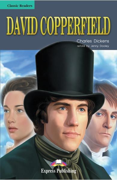 Literatură adaptată pt. copii David Copperfield