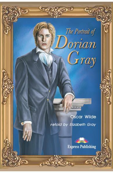 LITERATURA ADAPTATA PT. COPII THE PORTRAIT OF DORIAN GRAY PACHET ELEV ( CARTE + AUDIO CD + CAIET DE ACTIVITATI ) 978-1-84216-190-6