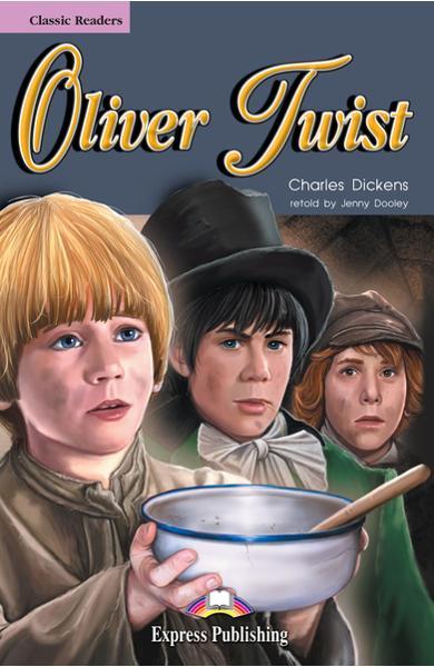 Literatură adaptată pt. copii oliver twist