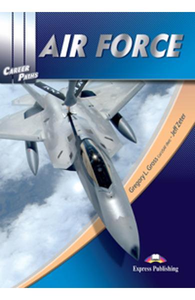 Curs limba engleză Career Paths Air Force - Manualul elevului