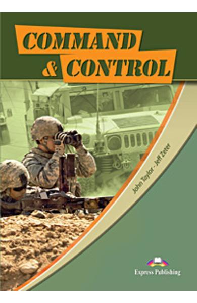 CURS LB. ENGLEZA CAREER PATHS COMMAND AND CONTROL MANUALUL ELEVULUI CU CROSS-PLATFORM APP. 978-0-85777-341-8