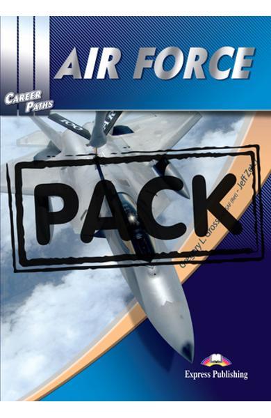 Curs limba engleză Career Paths Air force - Pachetul elevului