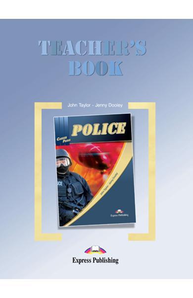 Curs limba engleză Career Paths Police - Manualul profesorului