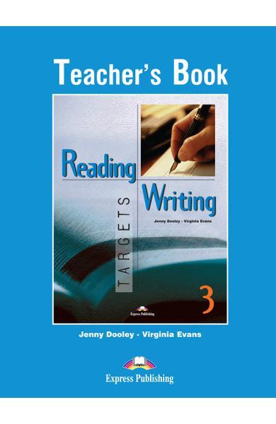 Curs limba engleză Reading and Writing Targets 3 Manualul profesorului