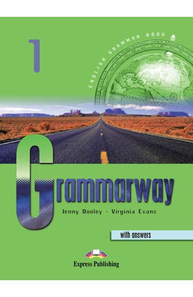 Curs de gramatică limba engleză Grammarway 1 cu răspunsuri Manualul elevului 978-1-84216-365-8