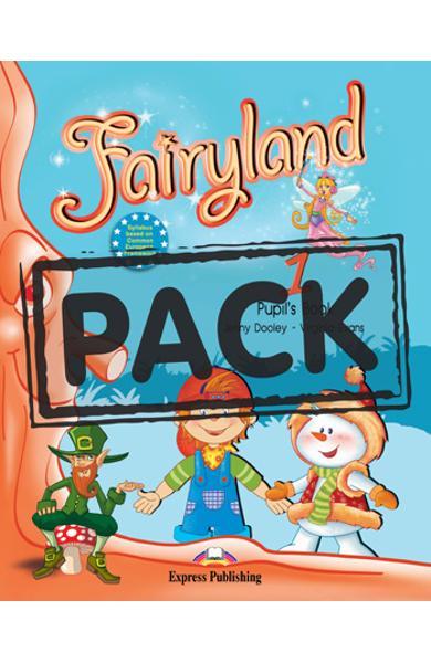 Curs limba engleza Fairyland 1 Pachetul elevului (manual + ieBook )