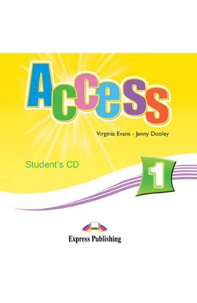 CURS LB. ENGLEZA ACCESS 1 AUDIO CD ELEV 978-1-84679-477-3