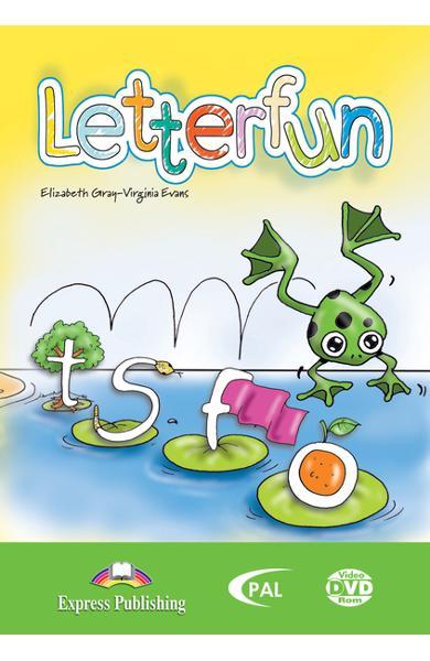 Curs limba engleză Letterfun DVD-ROM
