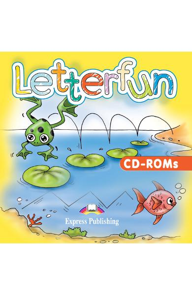 Curs limba engleză Letterfun CD-ROM (set 2 CD)