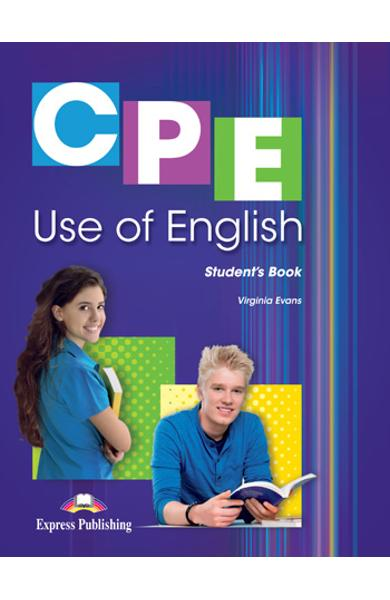 CPE Use of English Manualul elevului