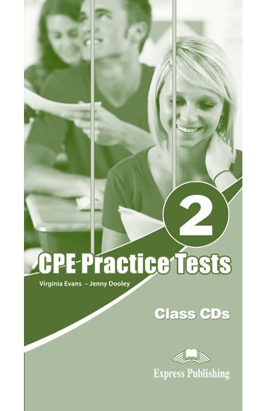CURS LB. ENGLEZA EXAMEN CAMBRIDGE CPE PRACTICE TESTS 2 AUDIO CD (set 6 CD) (REVIZUIT 2013) 978-1-4715-0760-1