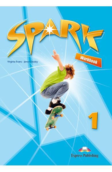 Curs limba engleza Spark 1 Monstertrackers Caietul elevului 978-1-84974-651-9
