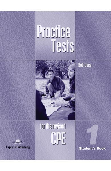 Teste lb. engleză - CPE Practice Tests 1 SB
