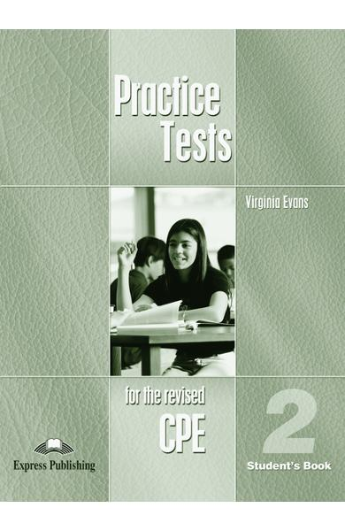 Teste lb. engleză - CPE Practice Tests 2 SB
