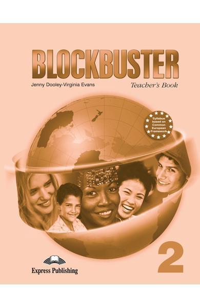 Curs limba engleză Blockbuster 2 Manualul profesorului