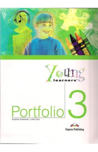 Caiet de lucru Young Learners' Portfolio 3