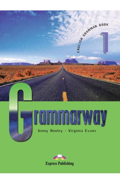Curs de gramatică limba engleză Grammarway 1 Manualul elevului 978-1-84466-594-5