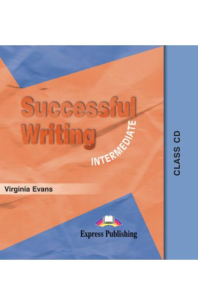 Curs limba engleză Successful Writing Intermediate CD Audio