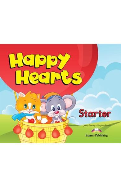 Curs limba engleză Happy Hearts Starter Manualul elevului