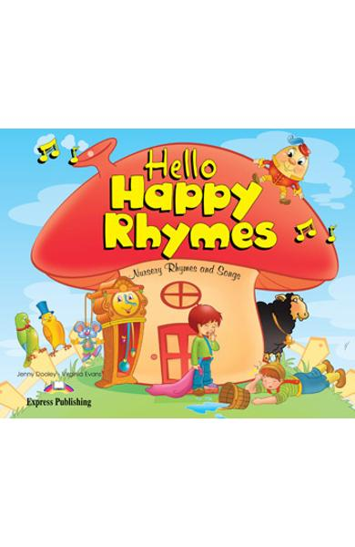 Curs limba engleză Hello Happy Rhymes Pachetul elevului